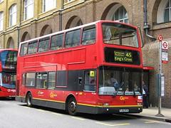 London Central PVL300 (PJ02RFN) - 01-06-17 (peter_b2008) Tags: goaheadgroup londoncentral volvo b7tl plaxton pvl300 pj02rfn buses coaches transport buspictures