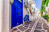 Parikia, Paros (Kevin R Thornton) Tags: paros parikia mediterranean greece nikon d90 travel street egeo gr