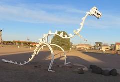 Bedrock City #6 (jimsawthat) Tags: fun children nostalgia tourist trap flintstones rural arizona valle fauxdinosaur
