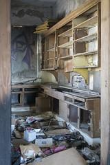 MedicalCabinate (www.vanishingnewengland.com) Tags: urbex abandoned hospital decay architecture kansas city missouri kcmo medical ue urban exploration explore history asylum stone