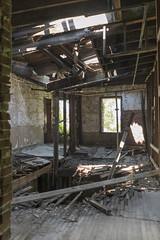WhitleyHoleVert (www.vanishingnewengland.com) Tags: urbex abandoned hospital decay architecture kansas city missouri kcmo medical ue urban exploration explore history asylum stone