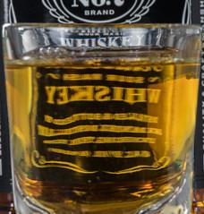 Whiskey:yeksihw (jeff's pixels) Tags: whiskey macromondays poisonous liquor shot glass jack daniels macro reflection nikon d500