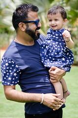 DSC_8098 (Puneet_Dembla) Tags: dembla puneet kid kids girl little 1 yr old 1yr year first birthday portraits cute baby
