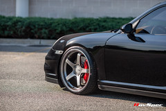 "ADVAN GT - Porsche Turbo - Hyper Racing Black • <a style=""font-size:0.8em;"" href=""http://www.flickr.com/photos/64399356@N08/34479297944/"" target=""_blank"">View on Flickr</a>"