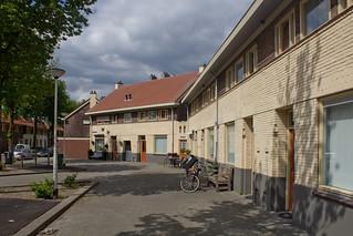 Tilburg - de Ruijterstraat
