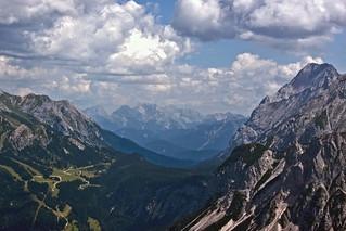 Mountain view near the Sebensee, Tirol - Austria  (0828)