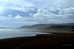 Playa de Cucao. Isla Grande de Chiloé. Océano Pacifico. (luisarmandooyarzun) Tags: isla paisaje panorama landscape cielo sky azul fotografia photography beach playa ocean sea océano mar chiloe