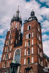 Bazylika Mariacka (jdelrivero) Tags: polonia church paises arquitectura iglesia cracovia torre poland countries tower architecture kraków małopolskie pl