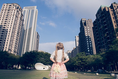 SDF_9538 (SendoFu) Tags: bonnet ボンネット エプロン風スカート blouse bl ブラウス headbow kc カチューシャ bnt 蕾絲 維多利亞 jsk op onepiecedress ワンピース jumperskirt ジャンパースカート nop lolita lolitafashion 蘿莉塔 蘿莉塔時裝 ロリータ・ファッション sweetlolita classicallolita