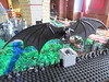 IMG_1505 (Festi'briques) Tags: lego exposition exhibition rlug lug ancylefranc ancy castle 2017 festibriques monster fighter monsterfighter chasseurs monstres zombies vampire dracula château horreur horror sang blood