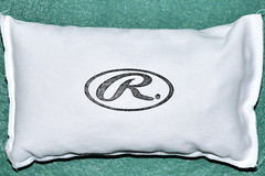 ROCK ROSIN PRO-STYLE (alan.michael.wong) Tags: rock rosin prostyle rawlings the mark of a pro enhanced gripping power batters pitchers baseball