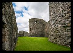 North Walls (veggiesosage) Tags: angelsey beaumaris beaumariscastle wales aficionados gx20 castle