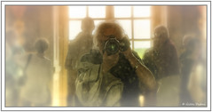 Phantoms of gallery (GilDays) Tags: france iledefrance versailles yvelines nikon nikond810 d810 château castle palais palace glace miroir mirror idf0517 chateaudeversailles galeriedesglaces fantome phantom spectre ghost autoportrait portrait shade shadow photographe photographer reflet reflection