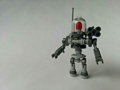 Philistine (slight.of.brick) Tags: lego blip robot classic space mech droid