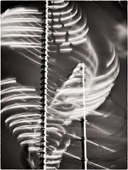 170702 Buffalo Outer Harbor38 copy (TheBartels) Tags: spin blue motion spinner bluesky le kineticsculpture movement longexposure sculpture silverefex coppertone border light