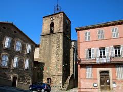 La Garde-Freinet / Centre bourg et église paroissiale (Charles.Louis) Tags: paca var provence village patrimoine histoire monument pierre