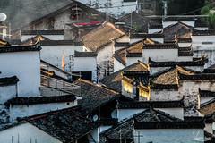 Jujing village, Jiangxi province, China (Val Guid'Hall) Tags: chine china province jujing village asie asia wuyuan yaoli jingdezhen landscape wild circle round town city culture chinese chinois portrait