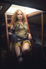 "Helena (Paulo ""Santa Cruz"" Dias) Tags: steampunk pirate boat sea vessel deck l"
