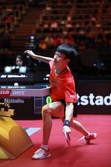 LIN Gaoyuan CHN_2017WTTC_PRG_7988 (ittfworld) Tags: tabletennis sport world worldchampionships action speed racket pingpong ping dusseldorf germany