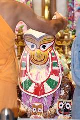Snana Yatra 2017 - ISKCON-London Radha-Krishna Temple, Soho Street - 04/06/2017 - IMG_2441 (DavidC Photography 2) Tags: 10 soho street london w1d 3dl iskconlondon radhakrishna radha krishna temple hare harekrishna krsna mandir england uk iskcon internationalsocietyforkrishnaconsciousness international society for consciousness snana yatra abhishek bathe deity deities srisri sri lord jagannath baladeva subhadra 4 4th june summer 2017