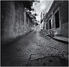 Camara Estenopeica (Pinhole Camera) (Black and White Fine Art) Tags: aristaedu400 pinhole1214x214 pinhole03mm niksilverefexpro2 lightroom3 camaraestenopeica pinholecamera estenopeica estenopo sanjuan oldsanjuan viejosanjuan puertorico bn bw