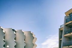 Urban divorce (johann walter bantz) Tags: creativelive inspiration visual colorful xpro2 france fujifilm sky modernart urban 23mm architecture