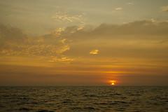 Serene Tonle Sap Sunset (doug-craig) Tags: cambodia cambodia20170131dng asia kampongphluk tonlesap travel journalism photojournalism stock nikon d7000 dougcraigphotography