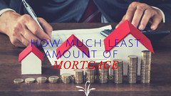 How Much Least Amount of Mortgage Can i Afford (beingarealtor) Tags: mortgage mortgageaffordability housemortgage beingarealtor income salary