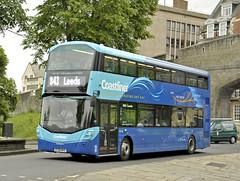 BT66MVO Transdev Yorkshire Coastliner (martin 65) Tags: coastliner york yorkshire wright bus buses wrightbus road transport