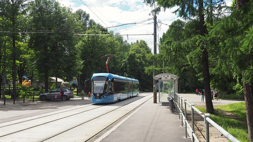 Moscow tram 31010 Vityaz-M