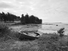 Buck Bay, Orcas Island (davekrovetz) Tags: iphoneography iphone washington water boat orcasisland