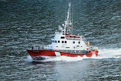 W. JACKMAN (wespfoto) Tags: ccgc wjackman canadiancoastguard newfoundland canada stjohns narrows coastguardcutter arunclasslifeboat