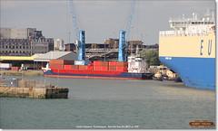 Huelin Dispatch, Southampton, June 3rd 2017 (Bristol RE) Tags: huelindispatch southampton imo 9518218