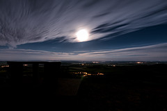 Pleine lune (David Sch.) Tags: collinedesion favori france lorraine meurtheetmoselle nuages nuit