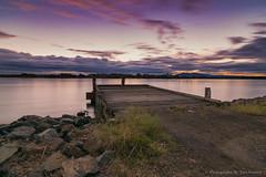 Sunset on the Macleay River (Photography By Tara Gowen) Tags: jetty sunset southwestrocks photographybytaragowen nsw australia longexposure tokina1116mm tokina 10stopfilter nikon nikonaustralia pink macleayriver