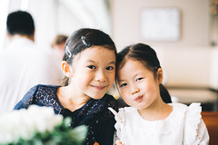 Thank You Girls. (MichelleSimonJadaJana) Tags: color sony ilce7rm2 α a7rii a7r ii full frame mmount nex voigtlander vme adaptor emount leica noctilux m noctiluxm 50mm f095 asph vsco documentary lifestyle snaps snapshot portrait childhood children girl girls kid jada jana china 中国 shanghai 上海