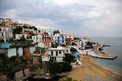Overcast day in Armenistis, Ikaria / Greece (ANJCI ALL OVER) Tags: greece greekislands ikaria aegean ελλάδα ελληνικάνησιά ικαρία αιγαίο northaegean