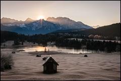 Alte Hütte (BM-Licht) Tags: bavaria bayern d700 deutschland garmisch germany gerold geroldsee nikon see winter