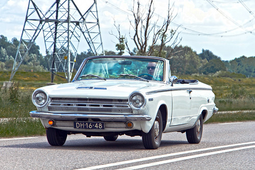 Dodge Dart 270 Convertible 1964 (2309)