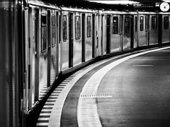 Berlin (Al Fed) Tags: 20170524 berlin train streetcar bvg doors station public transport bent