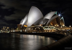 Sydney Operahouse (TorErikP) Tags: opera sydney operahouse unesco australia dark night