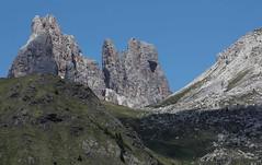 Oceano (lincerosso) Tags: montagne mountains oceano dolomiti dolomia paesaggio crodadalago estate bellezza armonia