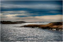 Dypeklo. (Vidar Kolstad) Tags: summer ocean hdr dypeklo østfold norge coast noreay
