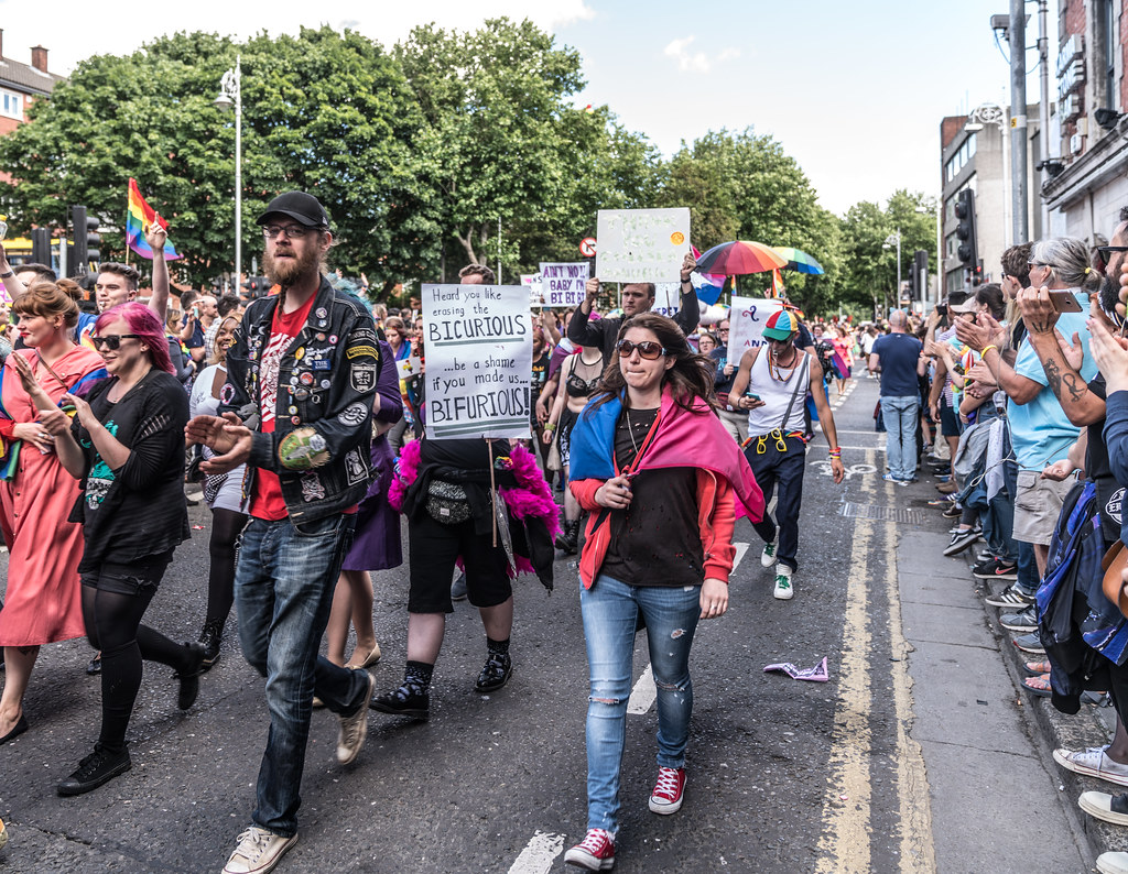 LGBTQ+ PRIDE PARADE 2017 [ON THE WAY FROM STEPHENS GREEN TO SMITHFIELD]-130011
