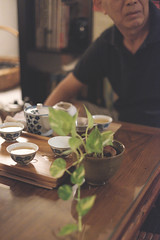 DSCF0011 (tzeyangtan) Tags: chinesetea foodphotography homebrew dad puer