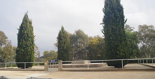 General Bridges' grave, Duntroon, Canberra, ACT, Australia
