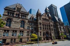 Old City Hall (Arbron) Tags: toronto ontario canada oldcityhall toronto2015 60queenstreetwest cityhall ca