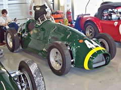844 Connaught A type (A1 AL10) (1953) (robertknight16) Tags: connaught british 1950s gp grandprix f1 formulaone racecar racingcar racing silverstone