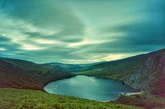 Lough Tay (Guinness lake), Co. Wicklow (johncahalin) Tags: guinnes lake classicangles loughtay guinnesslake wicklow sundaydrive nikond3400 nikon longexposure water ireland manfrotto leefilter hitechfilter wideangle