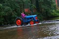 IMG_0409 (Yorkshire Pics) Tags: 1006 10062017 10thjune 10thjune2017 newbyhalltractorfestival ripon marchofthetractors marchofthetractors2017 ford fordcrossing river rivercrossing tractor tractors farmingequipment farmmachinery agriculture yorkshire northyorkshire